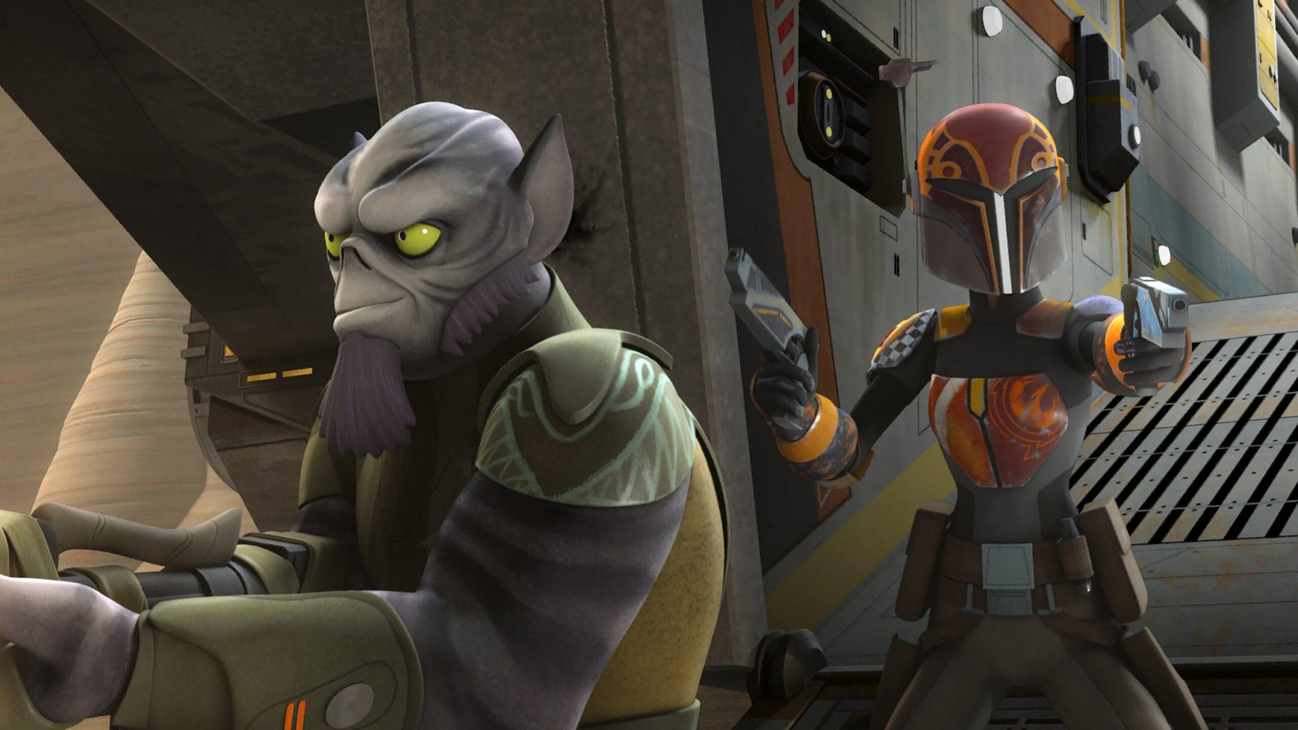Star Wars: Rebelii Sezonul 2 Episodul 11 Dublat în Română