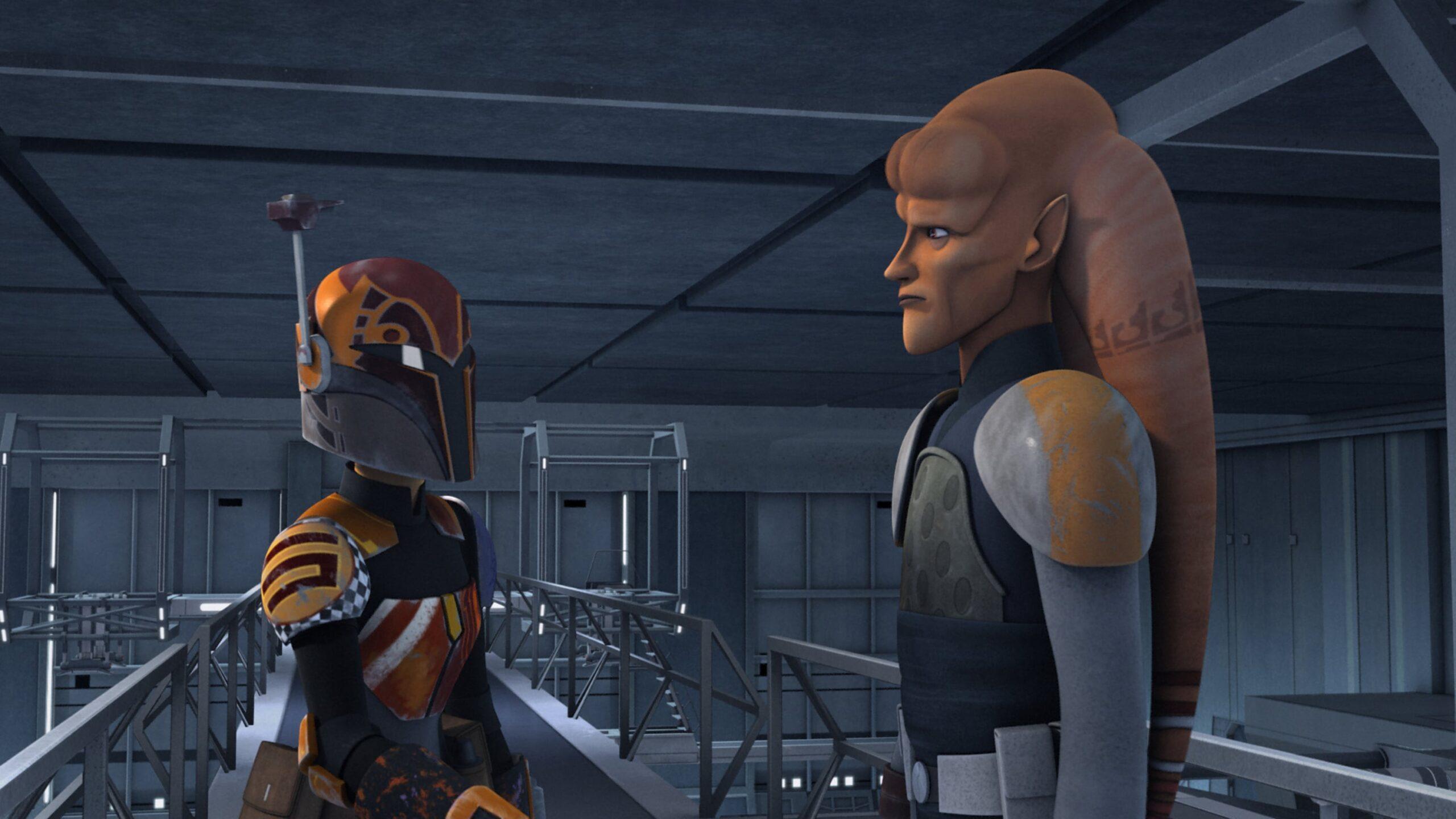 Star Wars: Rebelii Sezonul 2 Episodul 15 Dublat în Română
