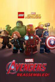 Supereroii Lego Marvel: Răzbunătorii se adună (2015) dublat în română