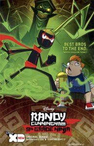 Randy Cunningham: Băiatul Ninja Seria Dublată în Română
