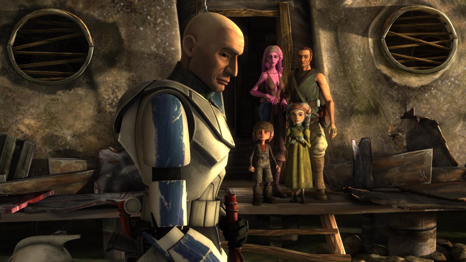 Star Wars: Războiul Clonelor Sezonul 2 Episodul 10 Dublat în Română
