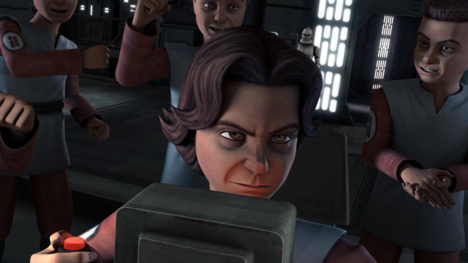Star Wars: Războiul Clonelor Sezonul 2 Episodul 20 Dublat în Română