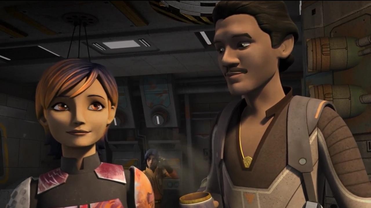 Star Wars: Rebelii Sezonul 1 Episodul 10 Online Subtitrat