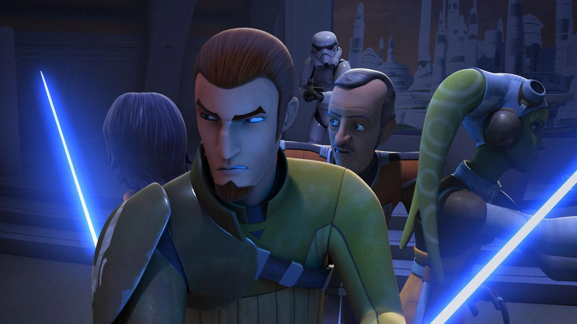 Star Wars: Rebelii Sezonul 1 Episodul 11 Online Subtitrat