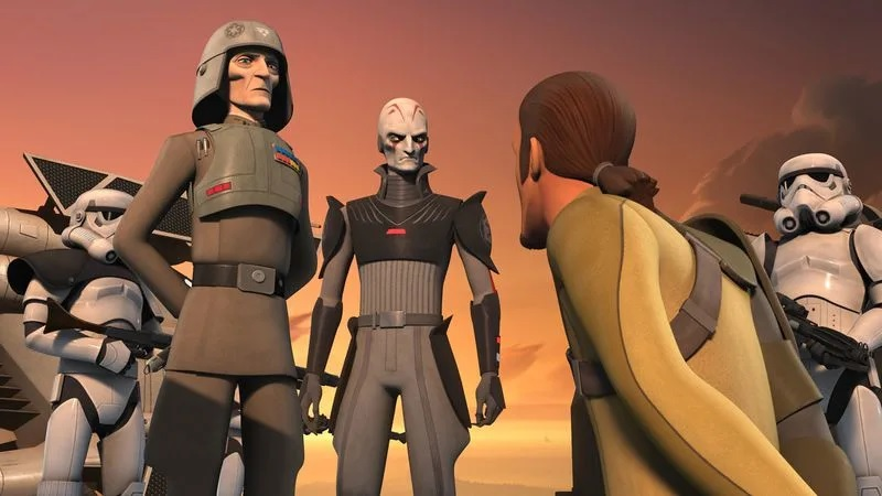 Star Wars: Rebelii Sezonul 1 Episodul 12 Online Subtitrat
