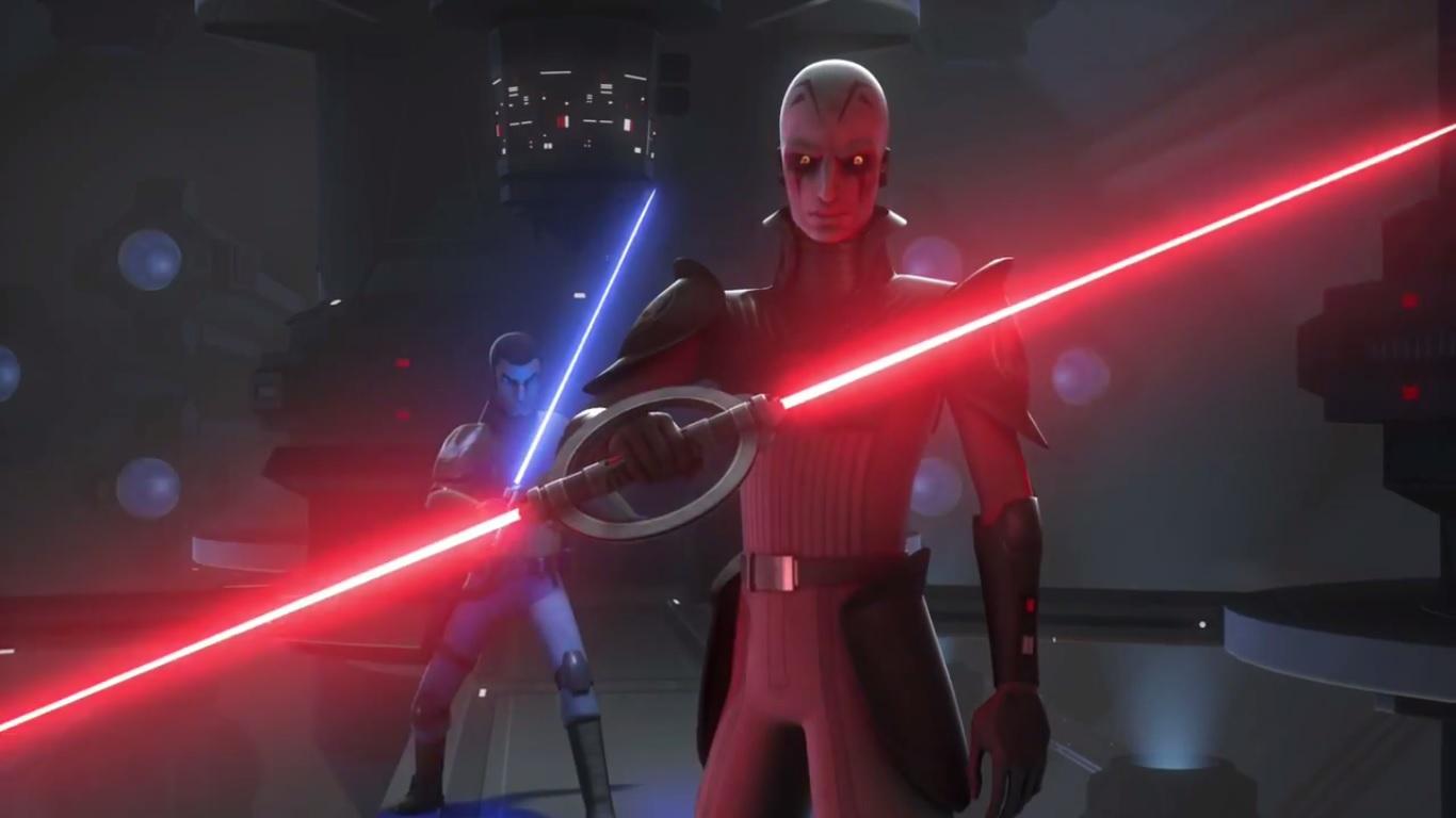 Star Wars: Rebelii Sezonul 1 Episodul 14 Online Subtitrat