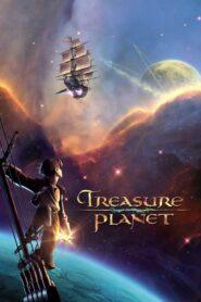 Treasure Planet – Planeta comorilor (2002) dublat în română