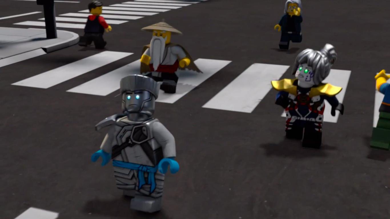 LEGO Ninjago: Maeștrii Spinjitzului Sezonul 12 Episodul 16 Dublat în Română