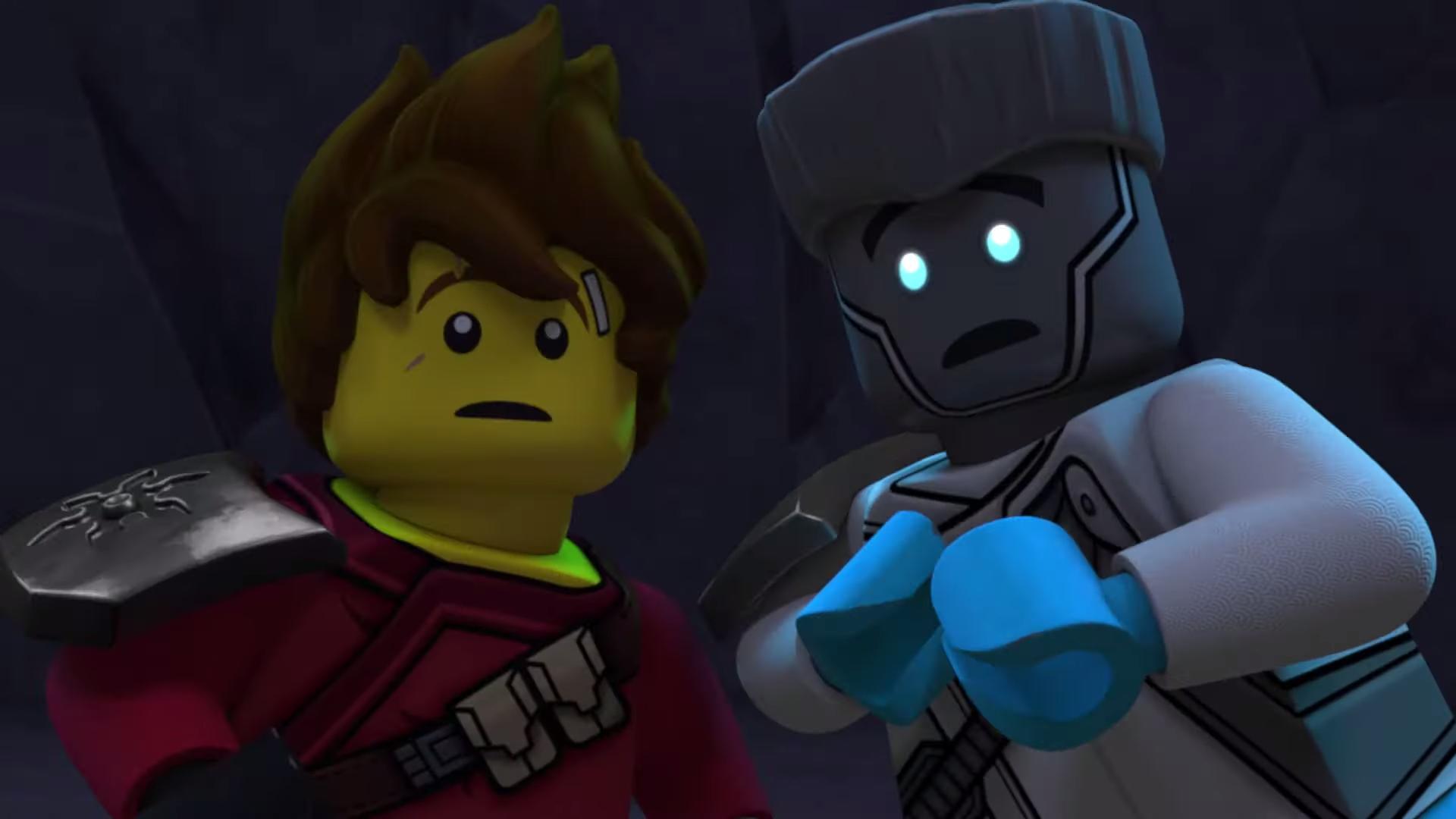LEGO Ninjago: Maestrul Muntelui Sezonul 13 Episodul 6 Dublat în Română