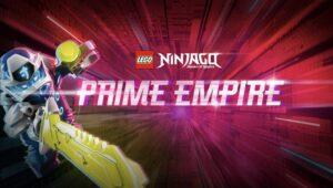 🐱👤LEGO Ninjago: Primul Imperiu Sezonul 12 Dublat în Română este acum disponibil!