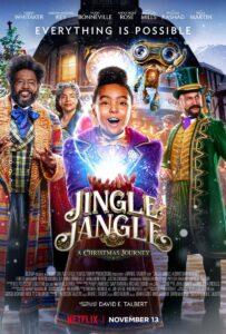 Jingle Jangle: O aventură de Crăciun (2020) dublat în română