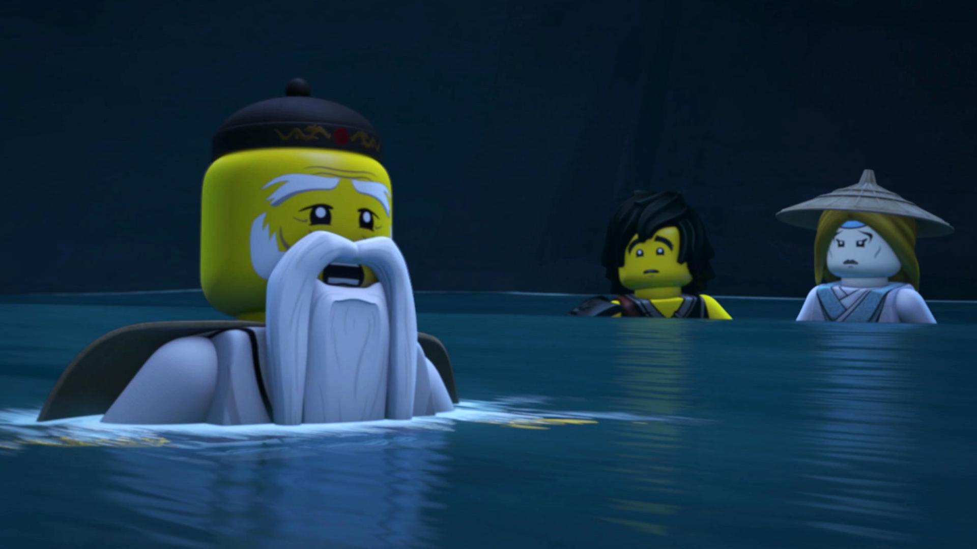 LEGO Ninjago: Maestrul Muntelui Sezonul 13 Episodul 8 Dublat în Română