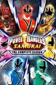 Power Rangers Samurai Sezonul 18 Dublat în Română