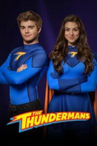 Familia Thunderman Seria Dublată în Română