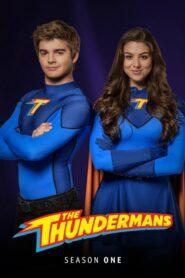 Familia Thunderman Sezonul 3 Dublat in Romănă