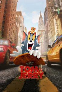 Tom și Jerry: Filmul (2021) dublat în română