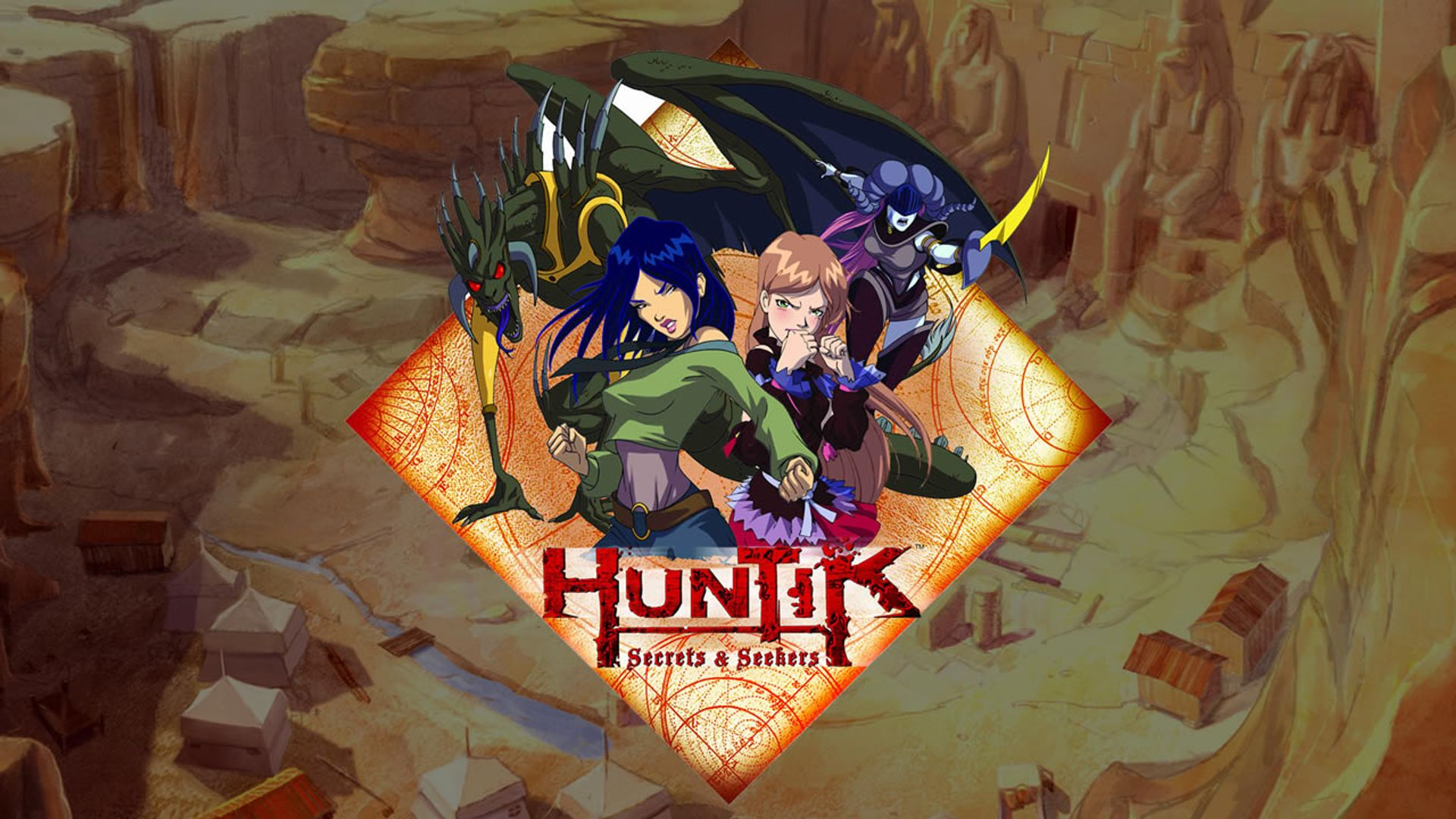 Huntik: Secrete și Căutători Sezonul 2 Episodul 10 Dublat în Română