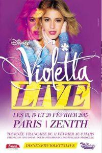 Violetta: Călătoria (2015) dublat în română