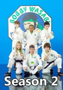 Bătăușii Wasabi Sezonul 2 Dublat în Română