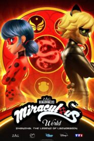 Lumea Miraculoasă: Shanghai, O legendă a Doamnei Dragon (2021) dublat în română
